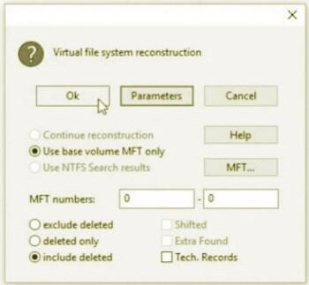 recuperar archivos con DMDE Free Edition 3